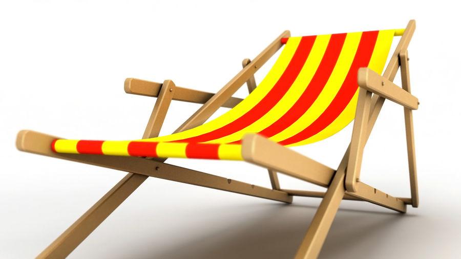Fantastisk Strand stol 3D-modell $3 - .max - Free3D UL02