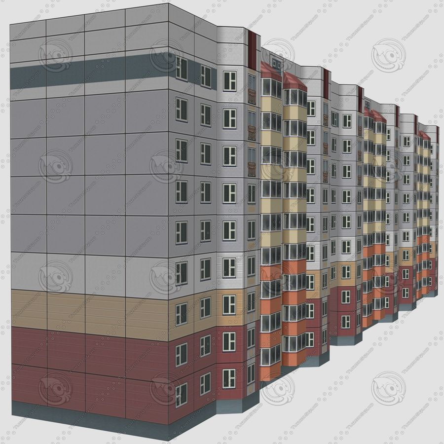 House_Environment32 royalty-free 3d model - Preview no. 5
