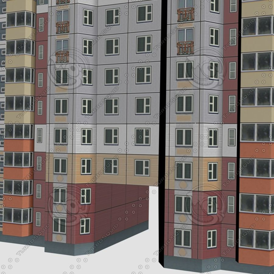 House_Environment32 royalty-free 3d model - Preview no. 8