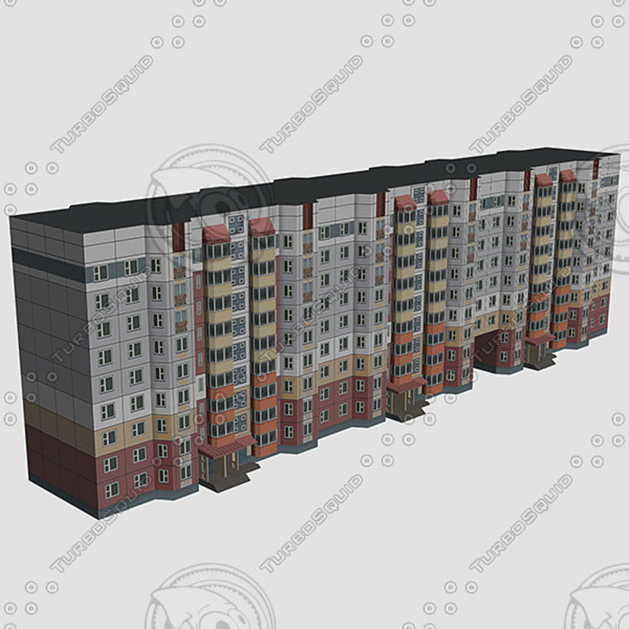 House_Environment32 royalty-free 3d model - Preview no. 1