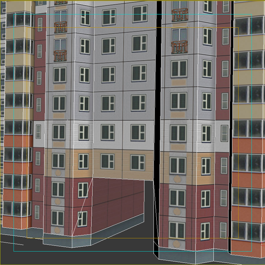 House_Environment32 royalty-free 3d model - Preview no. 15