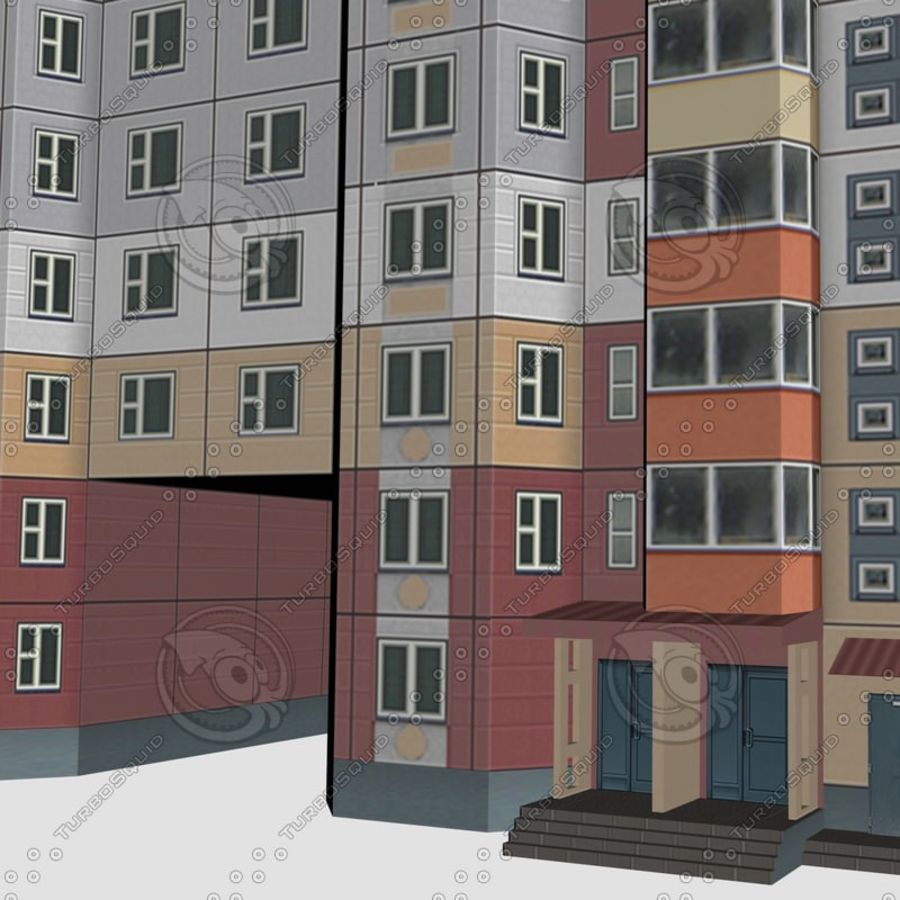 House_Environment32 royalty-free 3d model - Preview no. 7
