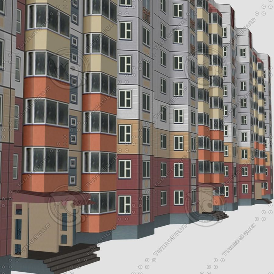 House_Environment32 royalty-free 3d model - Preview no. 3