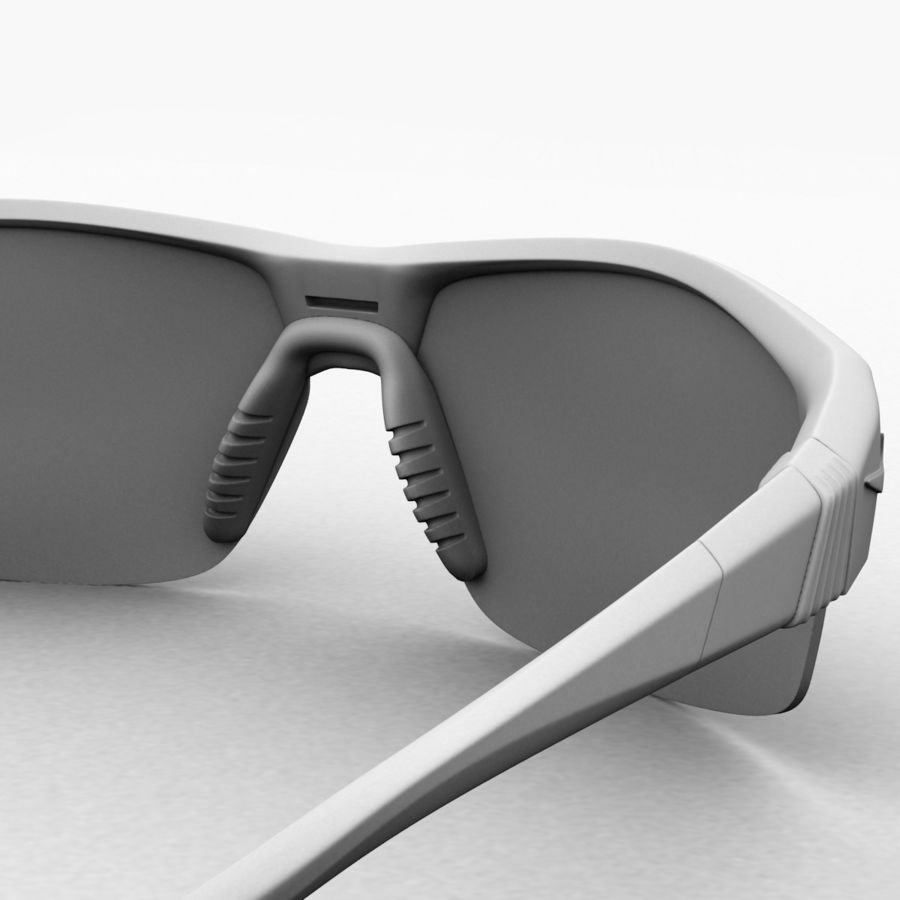 Nike Show X2 Sunglasses royalty-free 3d model - Preview no. 13