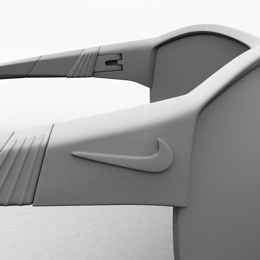 Nike Show X2 Sunglasses royalty-free 3d model - Preview no. 12
