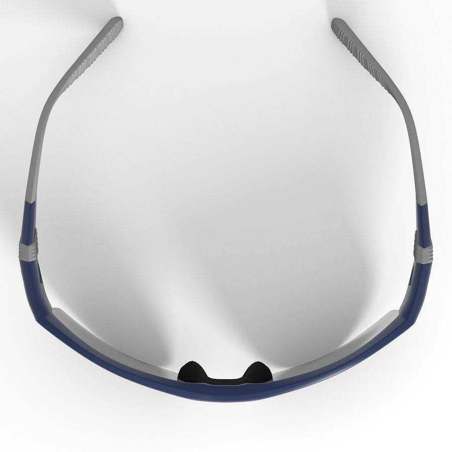 Nike Show X2 Sunglasses royalty-free 3d model - Preview no. 5