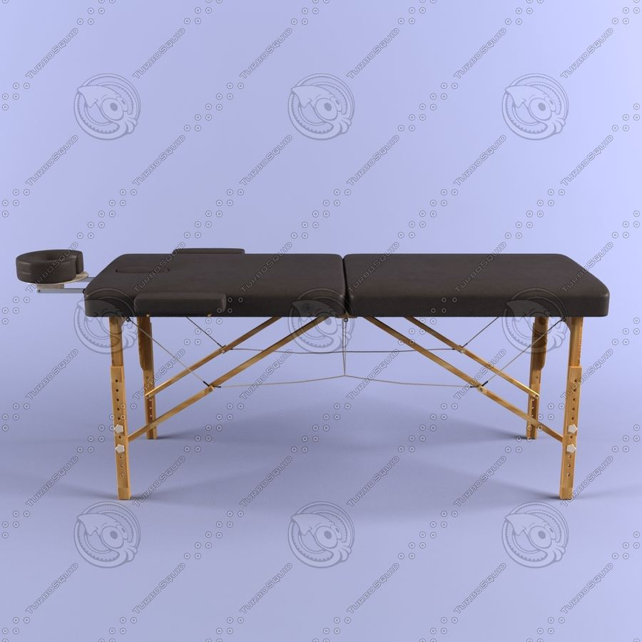 Massage Table Miracle 3D Model $19 -  unknown  max  fbx  c4d - Free3D