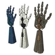 Robot Hand v1 3d model