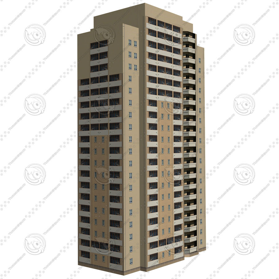 House_Environment45 royalty-free 3d model - Preview no. 2