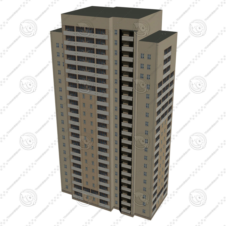 House_Environment45 royalty-free 3d model - Preview no. 10