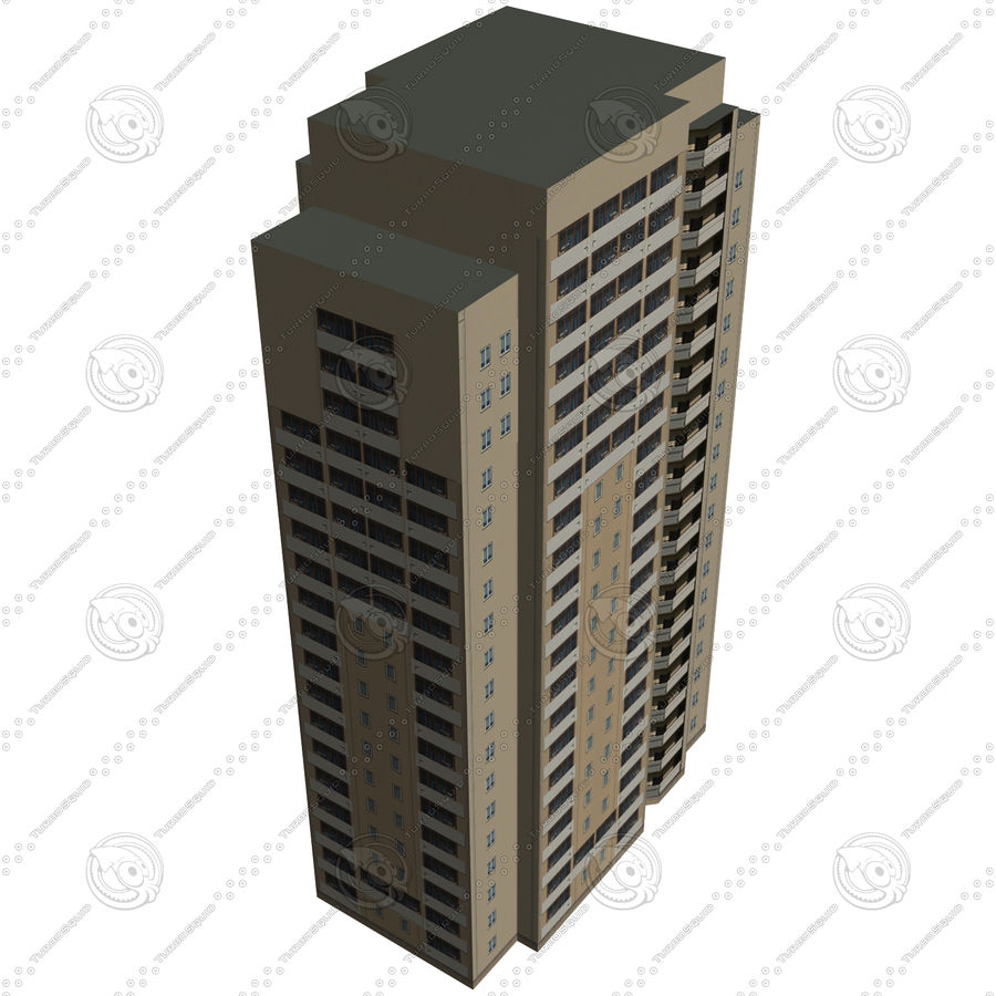 House_Environment45 royalty-free 3d model - Preview no. 8