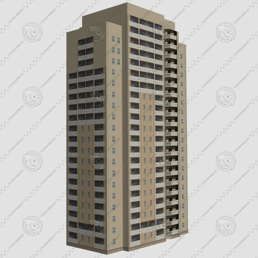 House_Environment45 royalty-free 3d model - Preview no. 6