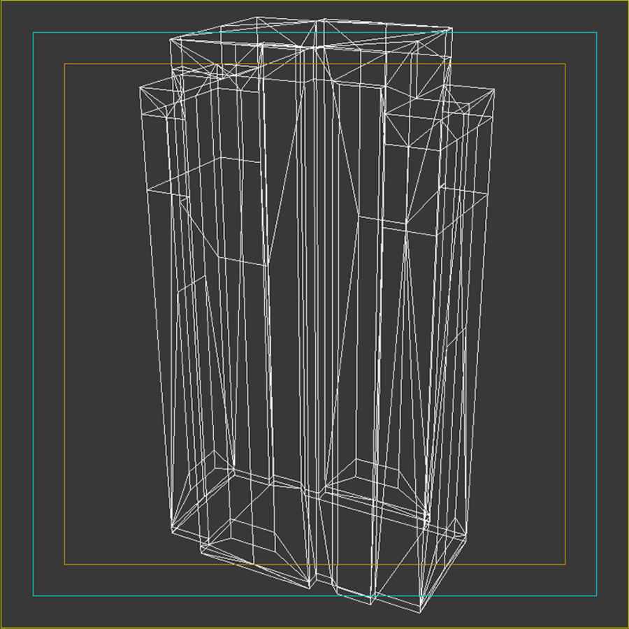 House_Environment45 royalty-free 3d model - Preview no. 19