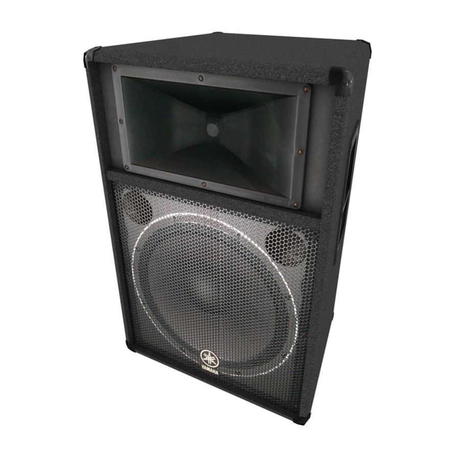 Yamaha Speaker royalty-free 3d model - Preview no. 2