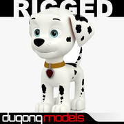Paw Patrol Dog 03 3d model