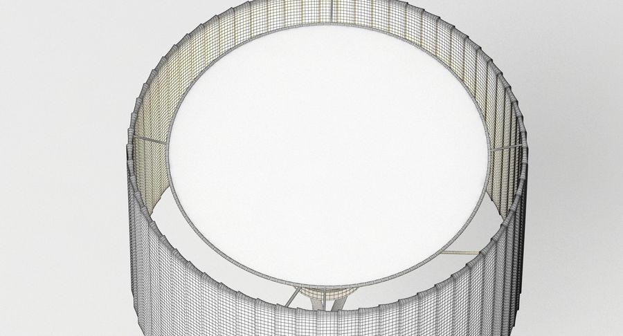 Santa Cole Tripode G5 Lamp royalty-free 3d model - Preview no. 14