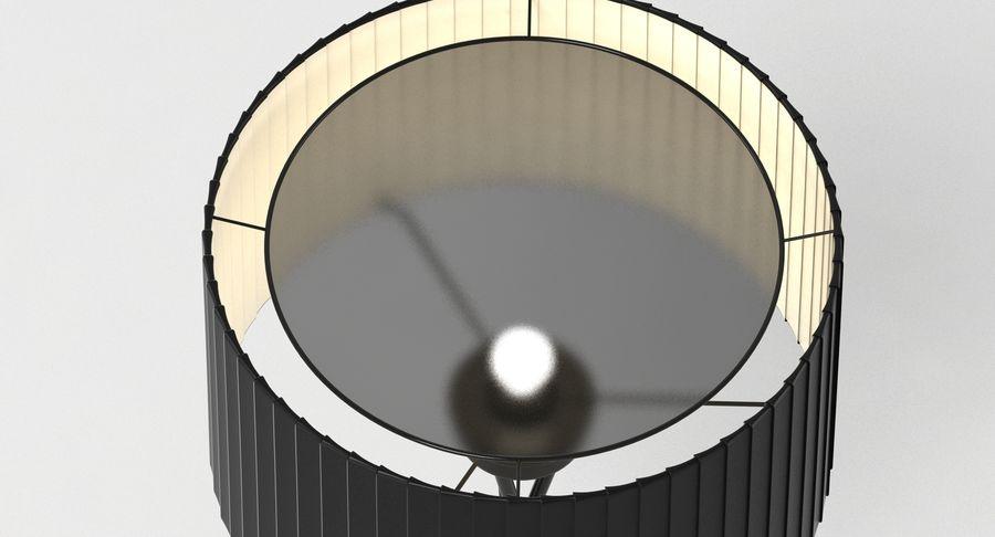 Santa Cole Tripode G5 Lamp royalty-free 3d model - Preview no. 13