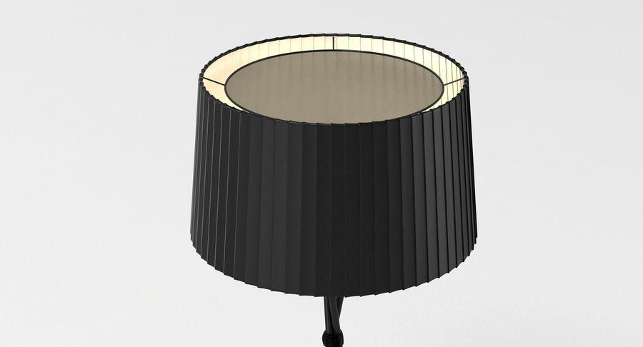 Santa Cole Tripode G5 Lamp royalty-free 3d model - Preview no. 5