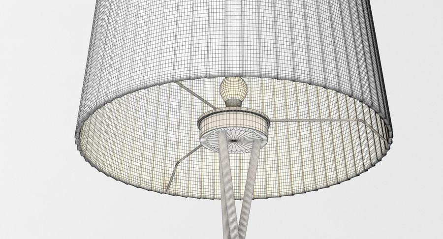 Santa Cole Tripode G5 Lamp royalty-free 3d model - Preview no. 12