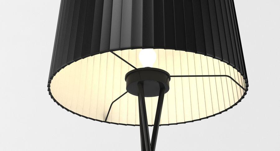 Santa Cole Tripode G5 Lamp royalty-free 3d model - Preview no. 11