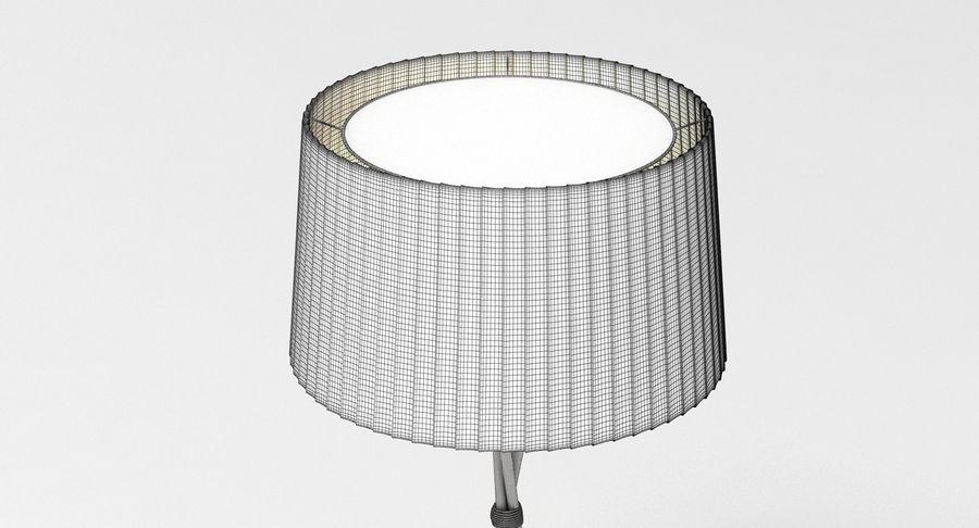Santa Cole Tripode G5 Lamp royalty-free 3d model - Preview no. 6