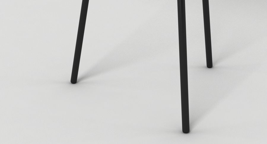 Santa Cole Tripode G5 Lamp royalty-free 3d model - Preview no. 9