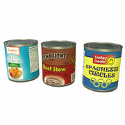 Canned Food Type 7 - Game Ready 3d model