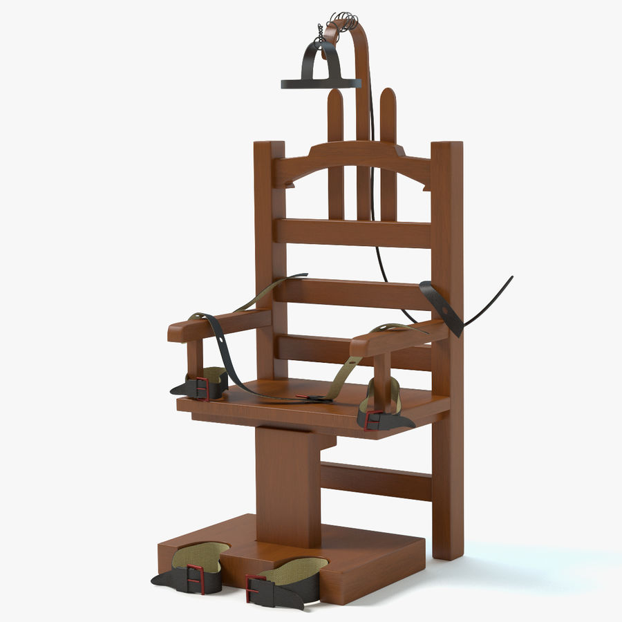 Electric Chair royalty-free 3d model - Preview no. 1  sc 1 st  Free3D.com & Electric Chair 3D Model $12 - .obj .max .fbx .dae .blend .3ds - Free3D