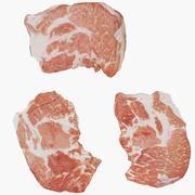 Steak - Pork 3d model