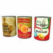 Canned Food Type 3 - Game Ready 3d model