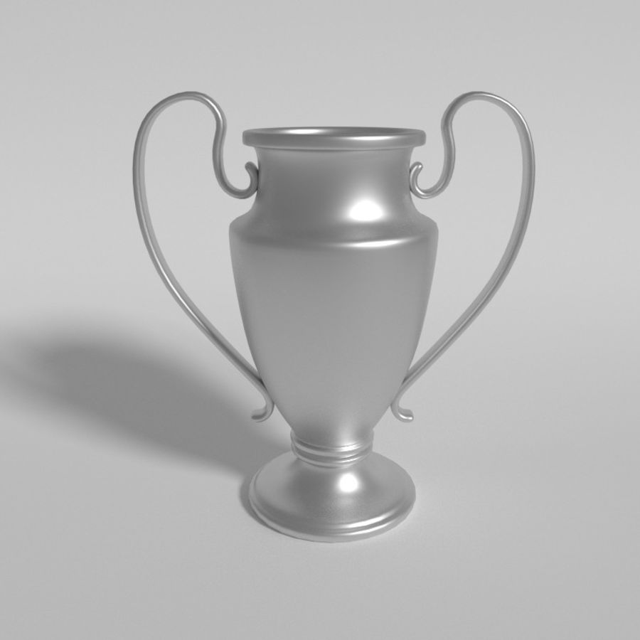 Trophy Cup V1 royalty-free 3d model - Preview no. 1