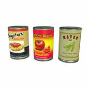 Canned Food Type 1 - Game Ready 3d model