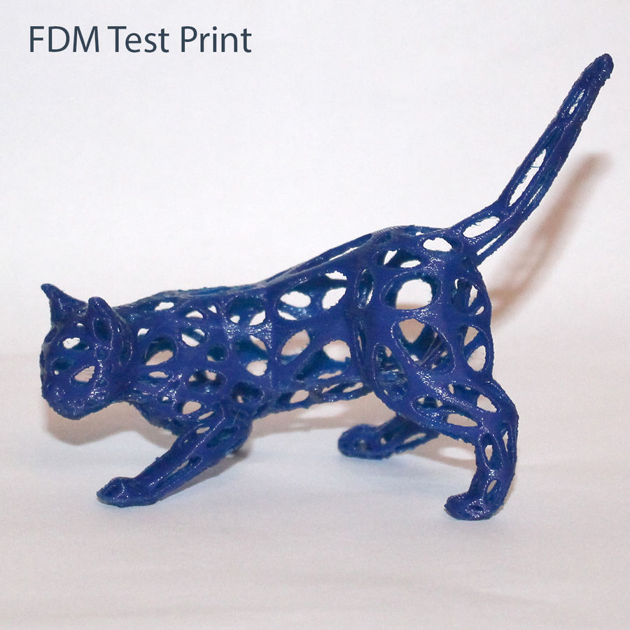 Hunting Cat 3D Printable royalty-free 3d model - Preview no. 9