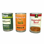 Canned Food Type 2 - Game Ready 3d model