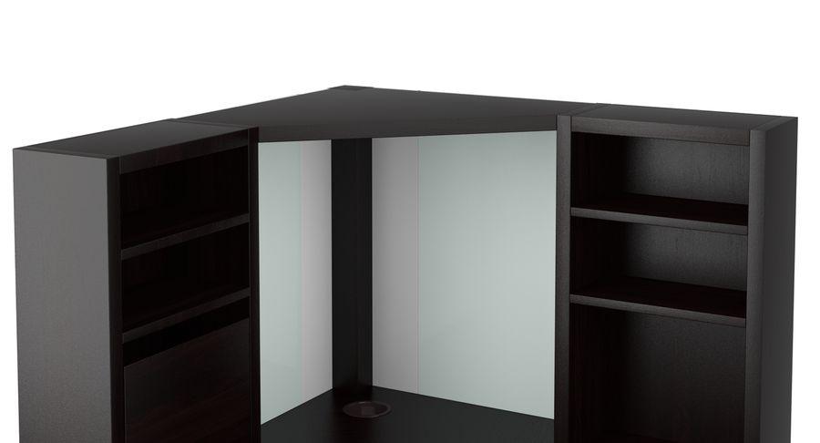 Ikea Micke Table Set 3d Model 29 Obj Max Fbx 3ds Free3d