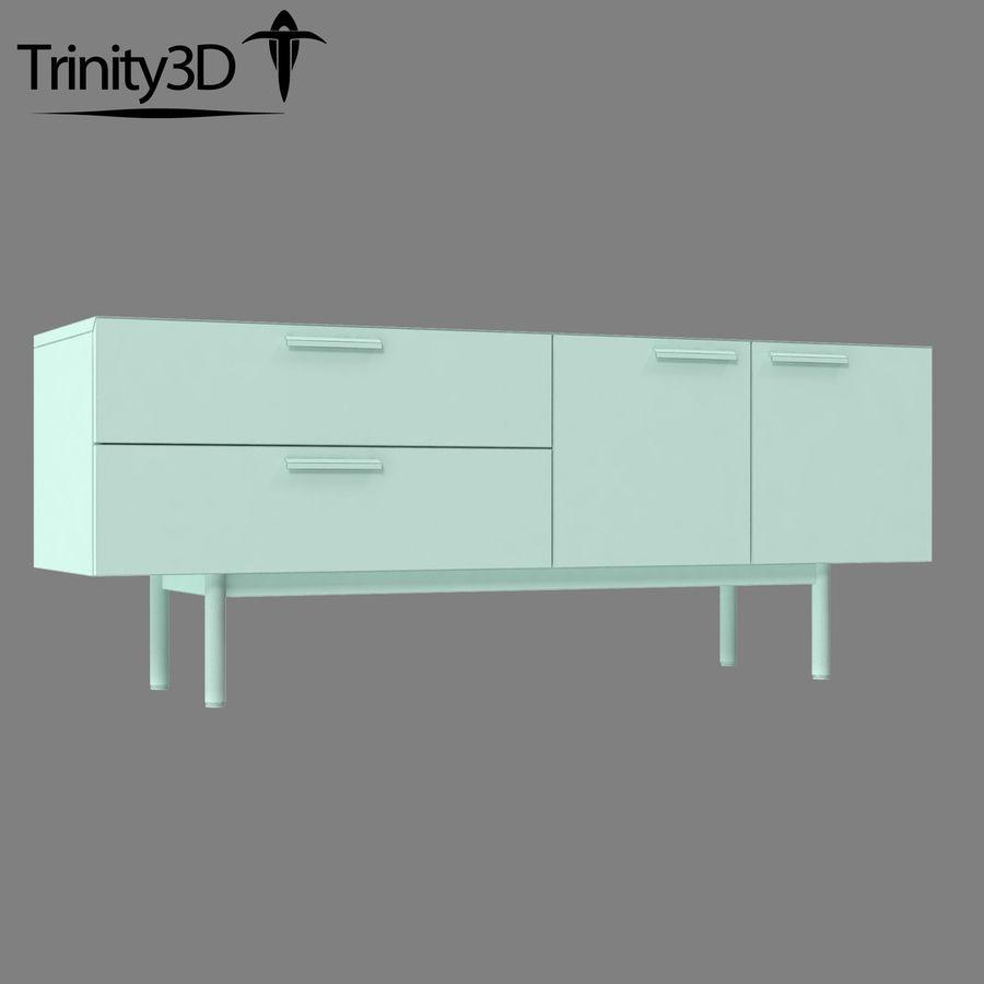 Shale Dresser royalty-free 3d model - Preview no. 7