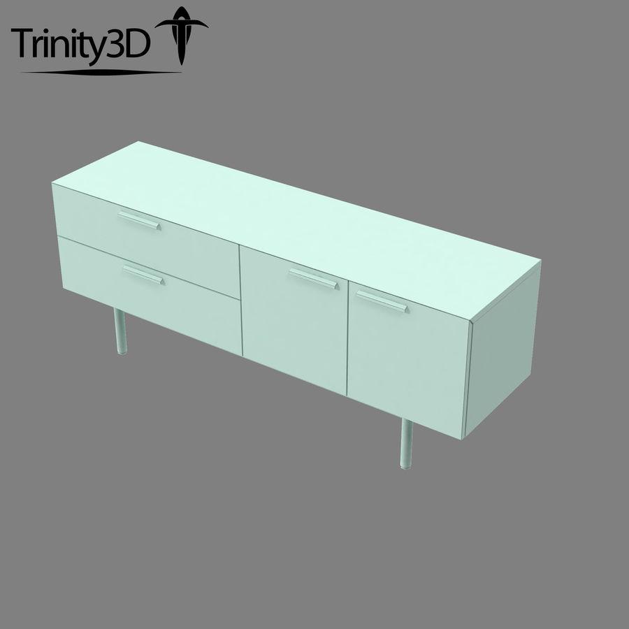 Shale Dresser royalty-free 3d model - Preview no. 8