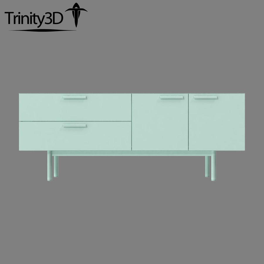 Shale Dresser royalty-free 3d model - Preview no. 6