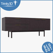 Shale Dresser 3d model