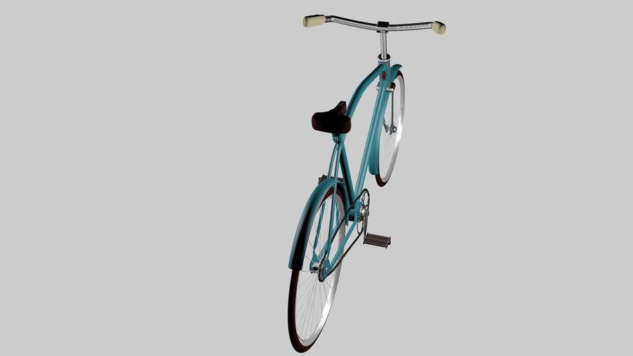 Bicicleta rusa Eaglet royalty-free modelo 3d - Preview no. 3