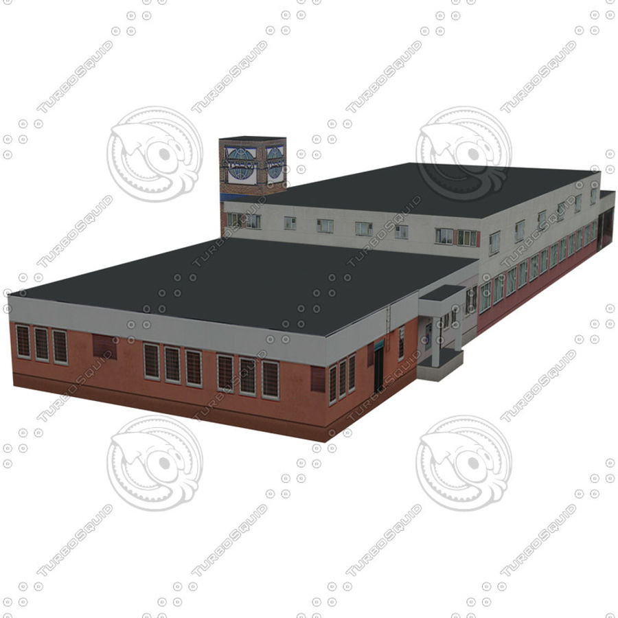 House_Environment186 royalty-free 3d model - Preview no. 6
