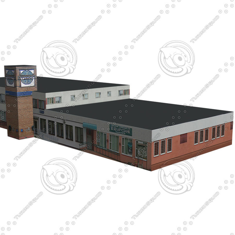 House_Environment186 royalty-free 3d model - Preview no. 5