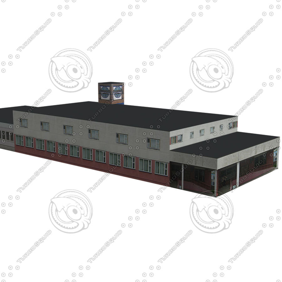House_Environment186 royalty-free 3d model - Preview no. 8
