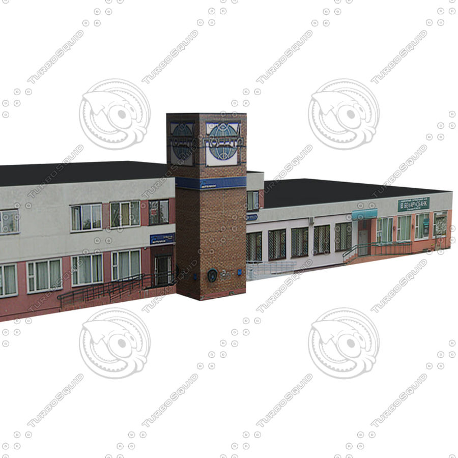 House_Environment186 royalty-free 3d model - Preview no. 4