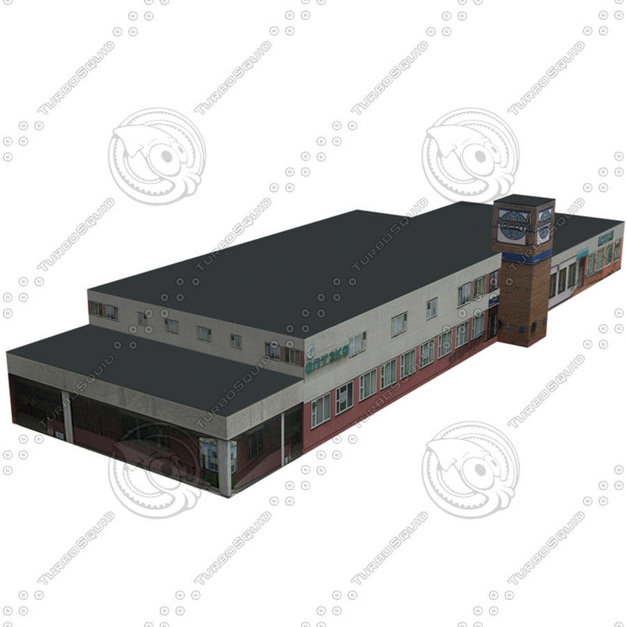 House_Environment186 royalty-free 3d model - Preview no. 2
