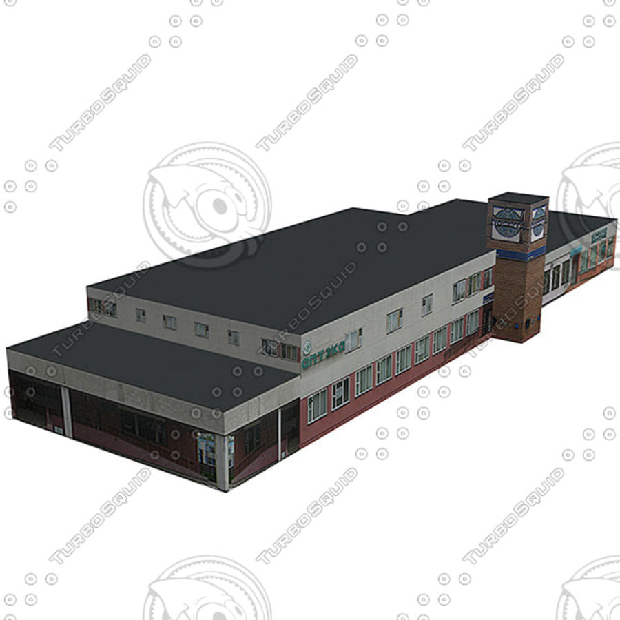 House_Environment186 royalty-free 3d model - Preview no. 1
