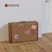 Large Suitcase 3d model