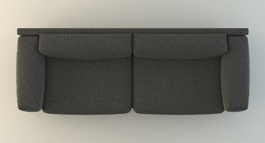 Muuto Rest Sofa : Muuto rest sofa 3d model $19 .fbx .obj .max free3d