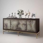Andrew Martin Edith Cabinet 3d model