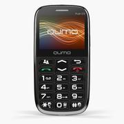 Qumo Push 231 3d model